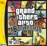 Grand Theft Auto: San Andreas (PC-DVD)