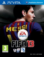 FIFA 13 (Ps Vita) (Gamereplay)