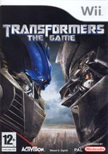 Transformers the Game (Wii)