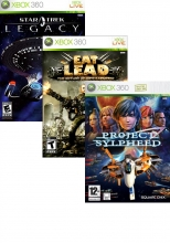 3в1 Project Sylph. + Eat Lead + StarTreck:Legacy (Xbox 360)
