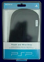 Чехол Pouch and WristStrap PSP-170E /Sony/