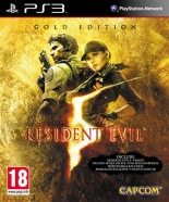 Resident Evil 5 Gold Edition (PS3)