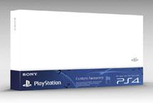 Custom Faceplate Белая (PS4)