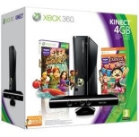 Microsoft Xbox 360 (4 Gb) + Kinect + Kinect Adventures + Carnival Games