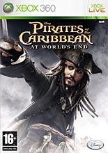 Pirates of the Caribbean: At World's End (Xbox 360)