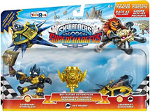 Skylanders SuperChargers Legendary ����� ��� ����� �� 3-� �������