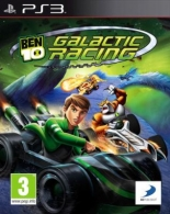 Ben 10: Galactic Racing (PS3)