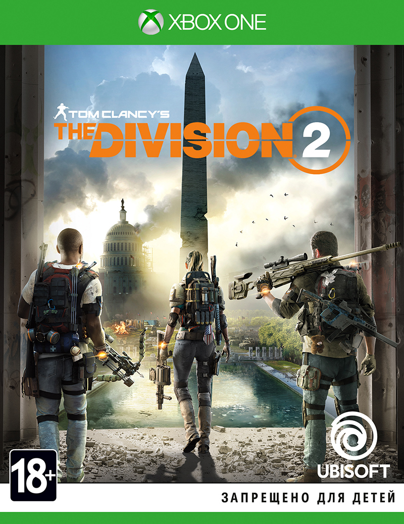 Tom Clancy's The Division 2 (Xbox One) (GameReplay)