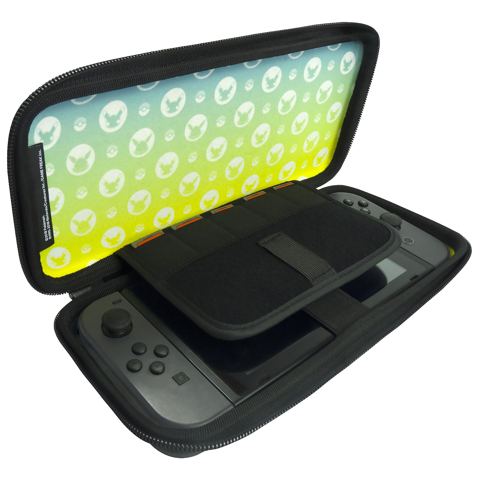 78f6af83810a ... Nintendo Switch Защитный чехол Hori (LET'S GO!) для консоли Switch (NSW-  ...