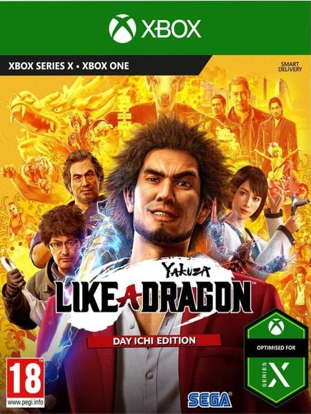 Yakuza: Like a Dragon. Day Ichi Edition (Xbox One) (GameReplay)