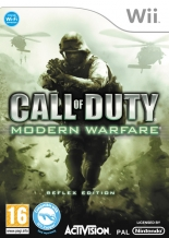 Call of Duty: Modern Warfare Reflex (Wii)