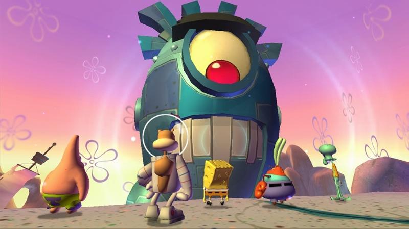 скачать игру губка боб планктон месть роботов на пк через торрент - фото 7