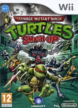 Teenage Mutant Ninja Turtles Smash-UP (Wii)
