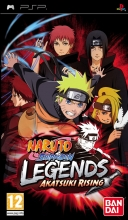 Naruto Legends: Akatsuki Rising (PSP)