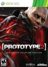 Prototype 2 Blackwatch Collector's Edition (Xbox 360)