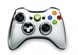 Controller Wireless R Chrome Series Silver