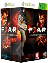 FEAR 3 Collector's Edition (Xbox 360)
