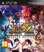 Super Street Fighter IV Arcade Edition (PS3) (GameReplay)