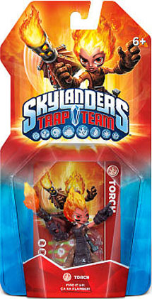 Skylanders: Trap Team Torch