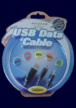 USB Data Cable PL-6021 /Pelican/