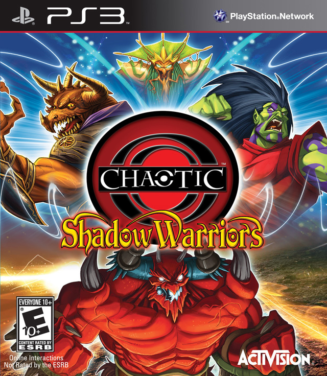 Chaotic: Shadow Warriors (PS3) (GameReplay)