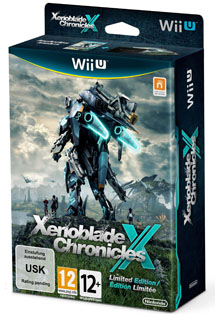 Xenoblade Chronicles X. Limited Edition (WiiU)
