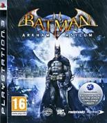 Batman: Arkham Asylum (PS3) (GameReplay) фото