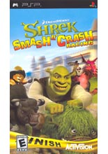 Shrek Smash n' Crash Racing (PSP)