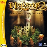 Majesty 2: the Fantasy Kingdom Sim (PC-DVD)