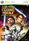 Star Wars The Clone Wars: Republic Heroes (Xbox360) (GameReplay)
