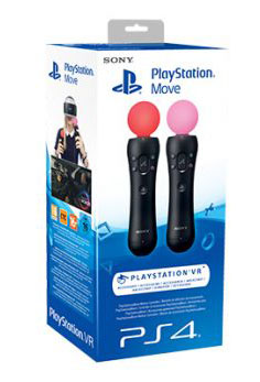 Купить Playstation Ps Move Twin Pack (Cech-Zcm1E) (Ps4)