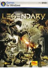 Legendary (PC-DVD, рус.вер.)