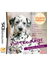 Nintendogs Dalmatian & Friends (DS)