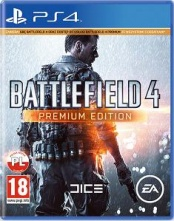 Battlefield 4 Premium Edition (PS4) (GameReplay) фото