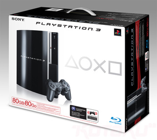 PlayStation 3 80 GB (GameReplay)