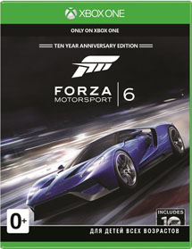 Forza Motorsport 6 (XboxOne) (GameReplay)