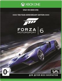 Forza Motorsport 6 (XboxOne)