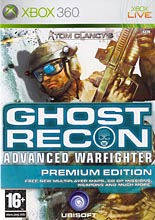 Tom Clancy's GR Advanced Warfighter PE (Xbox 360)