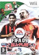 FIFA 09 All-Play /рус. вер./ (Wii)
