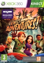 Kinect Adventures! (Xbox 360) (GameReplay)