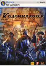 Sid Meier's Civilization IV: Колонизация (PC-DVD)