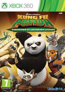 Кунг-ФуПанда: Решающий Поединок Легендарных Героев (Xbox 360)