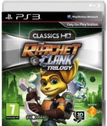 Ratchet and Clank Trilogy (PS3)