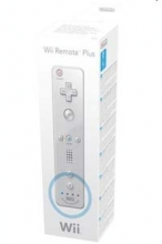 Wii Remote Plus (белый)