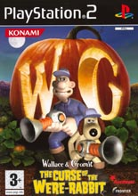 Wallace and Gromit 'Curse of Were-Rabbit (PS2)