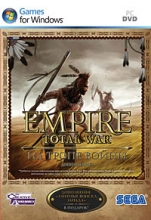 Empire: Total War — На тропе войны (PC-DVD)