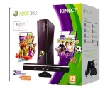 Microsoft Xbox 360 4 Gb Kinect + Kinect Adventures + Kinect Sports