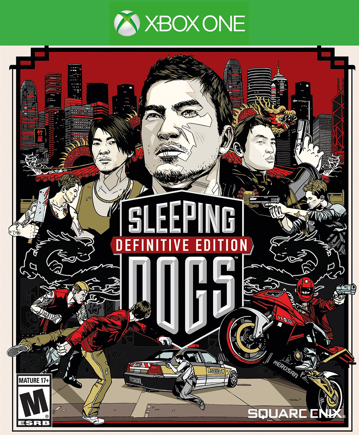 Sleeping Dogs: Definitive Edition (XboxOne)