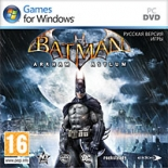 Batman Arkham Asylum (PC-DVD)