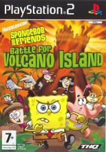 SpongeBob & Friends:Battle for Volcano Island (PS2)